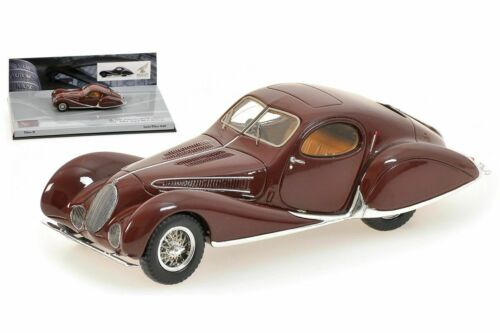 Talbot Lago T 150-C-SS Coupe 1937 1:43 Minichamps 437117120 NEU
