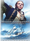 Master and Commander: The Far Side of the World (DVD, 2004, Pan  Scan)