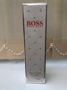 Brand New Sealed 100 Genuine Hugo Boss Orange Woman 50ml Edt Eau De