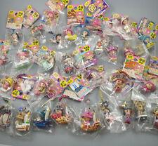 10 Pcs/Lot Random Tony Chopper One Piece Limited Regional Strap Mini Figure