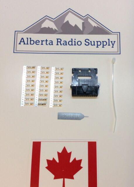 Motorola PMLN5072A MotoTrbo Rear Accessory Connector Kit XPR4550 XPR5550