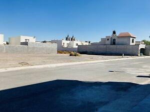 Terreno en venta en Residencial Huerta los Pilares en el centro de Saltillo