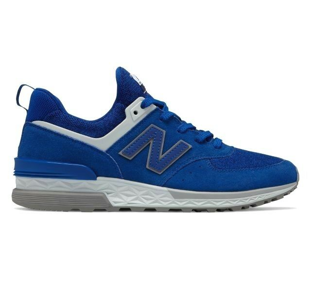 MS574 CD azul Zapatillas New Balance