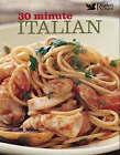30 Minute Italian by Reader's Digest (Hardback, 2008)