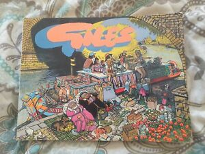 Giles  Anniversary Collection newspaper Cartoons 1989 by Giles Paperback, 1997