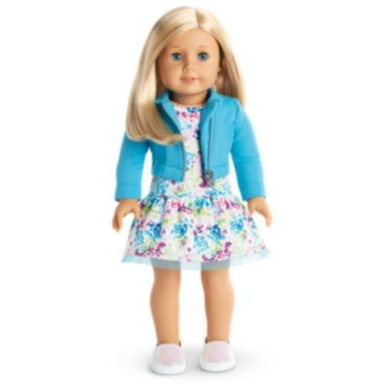 American Girl Truly Me Doll No 22 + Ears Pierced - Genuine ( See Description )