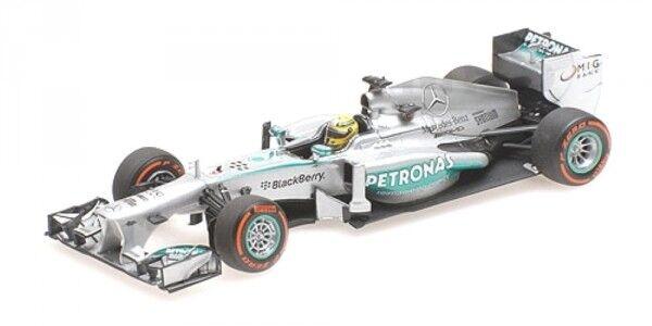 Mercedes Amg F1 W04 N 9 USA GP FORMULA 1 2013  Nico Rosberg