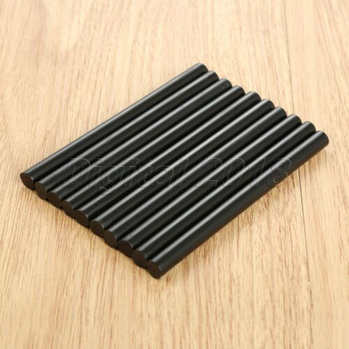 10Pcs Black 7mm*100mm EVA Hot Melt Glue Sticks For Craft Repair Tool Adhesive