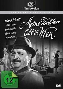 MEINE-TOCHTER-LEBT-IN-WIEN-Hans-Moser-O-W-Fischer-Elfriede-Datzig-NEU-OVP