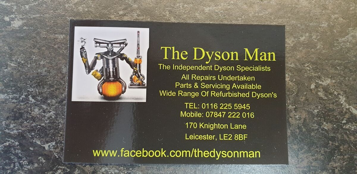 thedysonmanleicester
