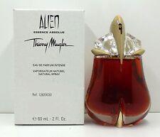 THIERRY MUGLER ALIEN ESSENCE ABSOLUE EDP INTENSE SPRAY 60 ML / 2 OZ. NEW (T)