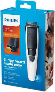 Philips-Cordless-Body-Hair-Beard-Trimmer-Rechargeable-Groomer-Clipper-BT3206