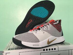 55075b5ce61e Nike Paul George PG 3 BHM Black History Month Mens 8-13 BQ6242-007 ...
