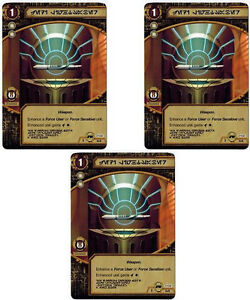 Star Wars LCG 3X Emperor/'s Royal Guard Alternate Art Promo FFG
