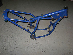 image is loading 01 polini x3 50cc dirt bike frame - Dirt Bike Frame