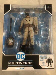 DC Multiverse Batman Last Knight On Earth Bane BAF (NO BAF PIECE)!