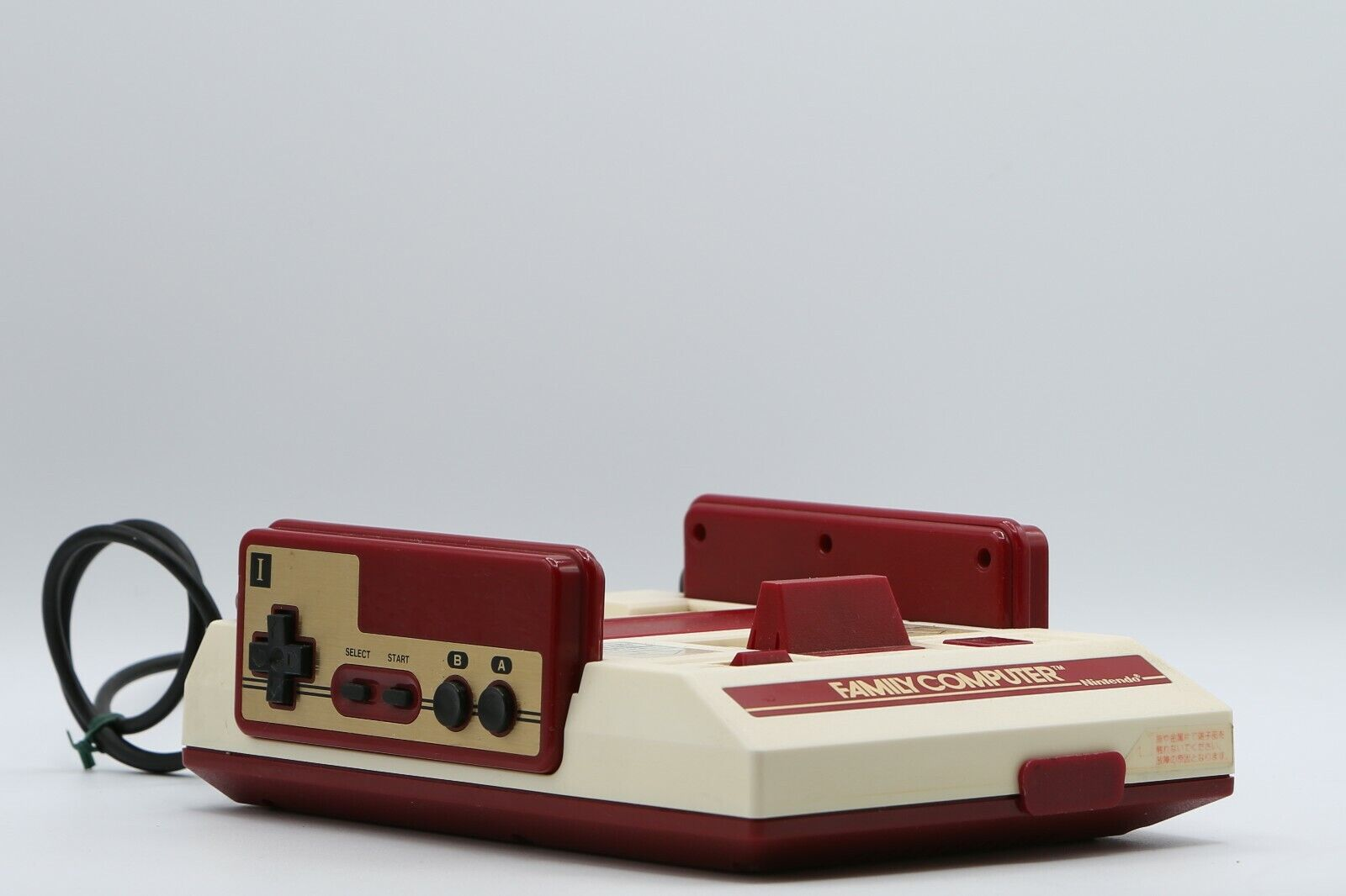 Famicom Console Original. Tested, working. Clean.
