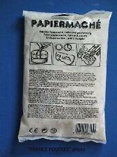 Papier mâché poudre et composition -restauration poupée bras jambes têtes