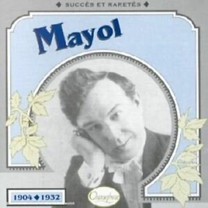 Succes-Et-Raretes-vol-151-CD-Mayol-1904-1932-1380-viens-poupoule