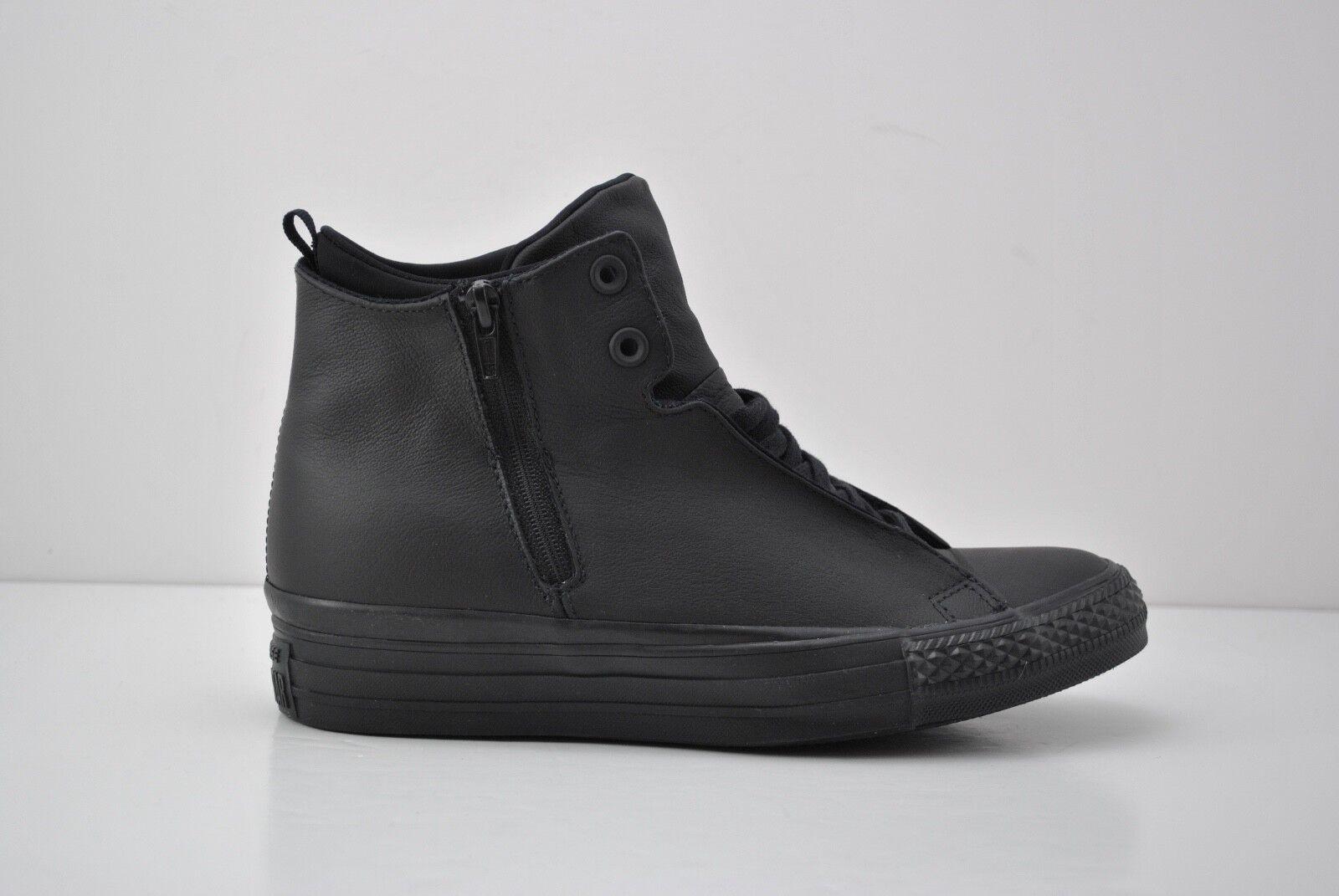 Womens Converse Chuck Taylor All Star Hi Top Shoes Size 6 Black 553326C Selene