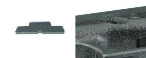 For Glock ESLL Extended Slide Lock Lever Black Fits 9mm Models 17 19 26 34