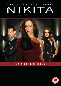 Nikita - Season 1-4 [2014] (DVD)