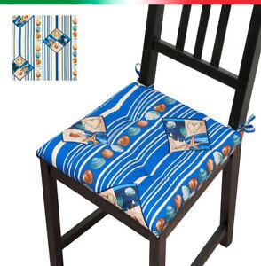 Cuscino-copri-sedia-MORBIDISSIMO-universale-mare-cucina-imbottiti-ovatta-cotone