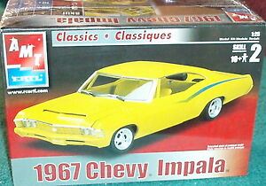AMT-1967-CHEVY-IMPALA-HARD-TOP-CLASSIC-PLASTIC-MODEL-KIT-1-25-SKILL-LEVEL-2