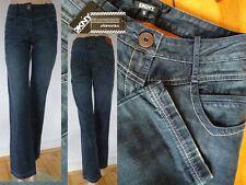 DKNY Jeans Mädchen Dark  blue Bootcut Straight 16Y neu mit Etikett