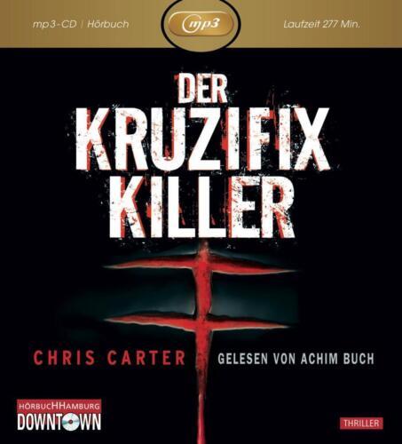 1 von 1 - Der Kruzifix Killer von Chris Carter (2012)