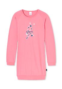 SCHIESSER Mädchen Sleepshirt Langarm WAVES Nachthemd 140 152 164 176 Nachtwäsche