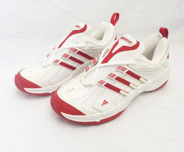 d74e4c15550ae vintage adidas response six trainers sneakers womens size 9.5 deadstock NIB  2001