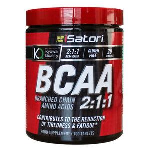 ISATORI-BCAA-2-1-1-100-cpr-Aminoacidi-Ramificati-In-Compresse-Kyowa