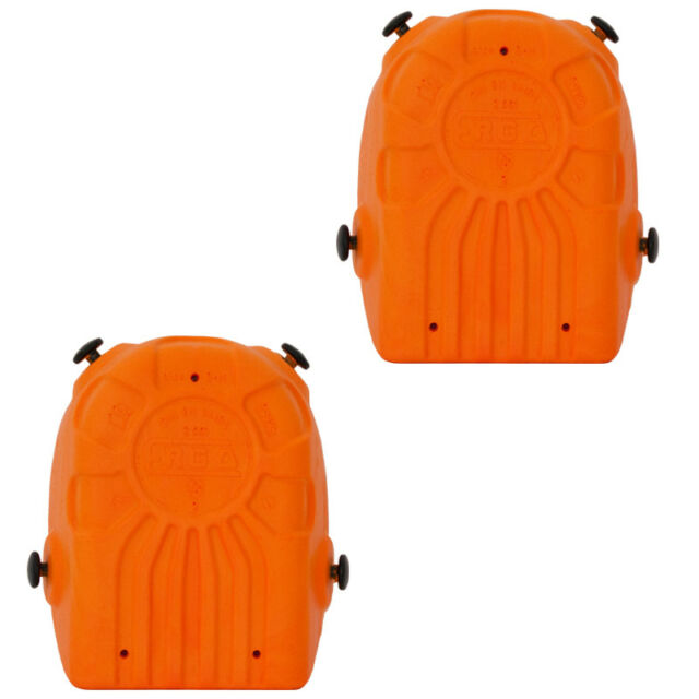 Knieschützer Knieschoner Knieschutz Kniepolster Kastenform oder Schalenform