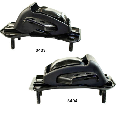 Front Motor Mounts 2Pc Fits Ford F-250//350 Super Duty 6.0L 5C3Z6038CE 5C3Z6038CD