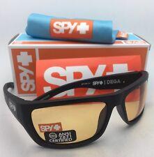 49cd55a80825c item 1 New SPY OPTIC Safety Sunglasses DEGA Matte Black Frame w  ANSI Z87.1  Yellow Lens -New SPY OPTIC Safety Sunglasses DEGA Matte Black Frame w  ANSI  ...