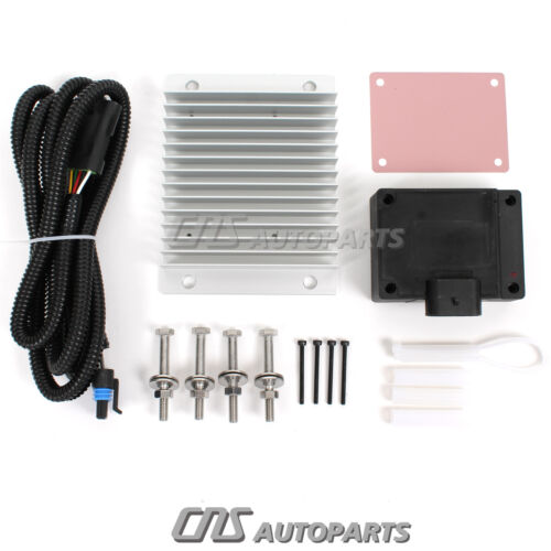 Fits 94-02 6.5L Chevrolet GMC Diesel Fuel Injection Pump Driver Relocation Kit