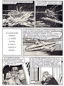 RAY-COMET-FERNANDO-FERNANDEZ-PRISONNIERS-DE-ZEPHIR-PLANCHE-ORIGINALE-PAGE-5