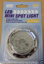 12v LED Mini Spot Light -   Caravan / Motorhome / Boat   MAYPOLE MP82923