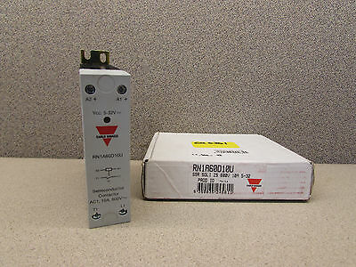 Carlo Gavazzi RAM1A60A75S110 Solid State Relay
