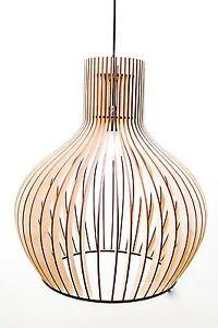 Haengelampe-Modern-Medium-Holzleuchte-Pendelleuchte-Deckenlampe-Holz-Neu