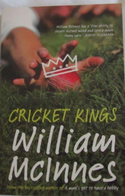 CRICKET KINGS William McInnes SC