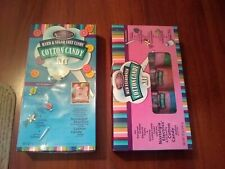 Cotton Candy Kit For Nostalgia Electrics Old Fashioned Maker Sugar Cones Bags