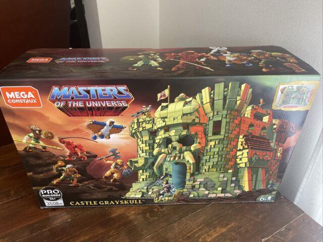 Mega Construx Masters of the Universe Castle Grayskull Set Sealed *box Not Mint