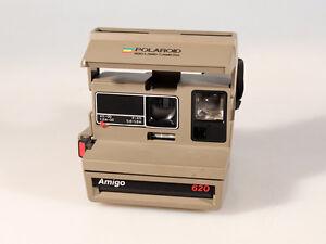 polaroid amigo 620 land camera | ebay