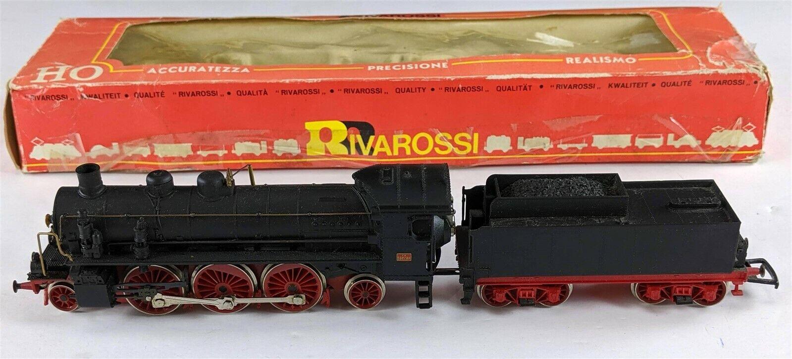 Rivasseau, 1135 gr s 685 584 FS peso bruto de las locomotoras de vapor 2 - 6 - 2 de Italia