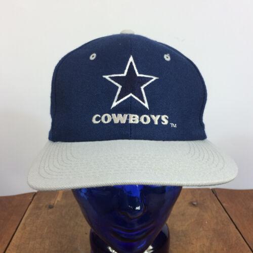 Vintage 80s 90s Dallas Cowboys NFL Football Snapba