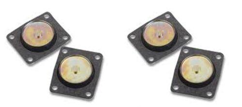 Holley QFT AED CCS 30cc Accelerator Pump Diaphragm 4 Pack 135-5 A37