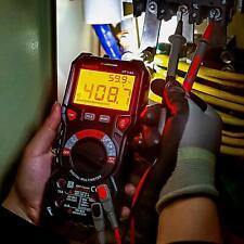 Kaiweets Ht118a Digital Voltmeter Ammeter Ohmmeter Multimeter Volt Ac Dc New