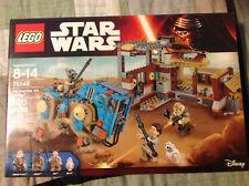 Lego Star Wars 70148 Encounter on Jakku Retired Brand New ONLY TWO LEFT!